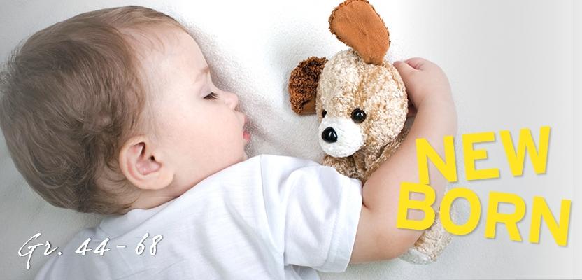Baby Kleidung für Neugeborene (Gr. 44-68)