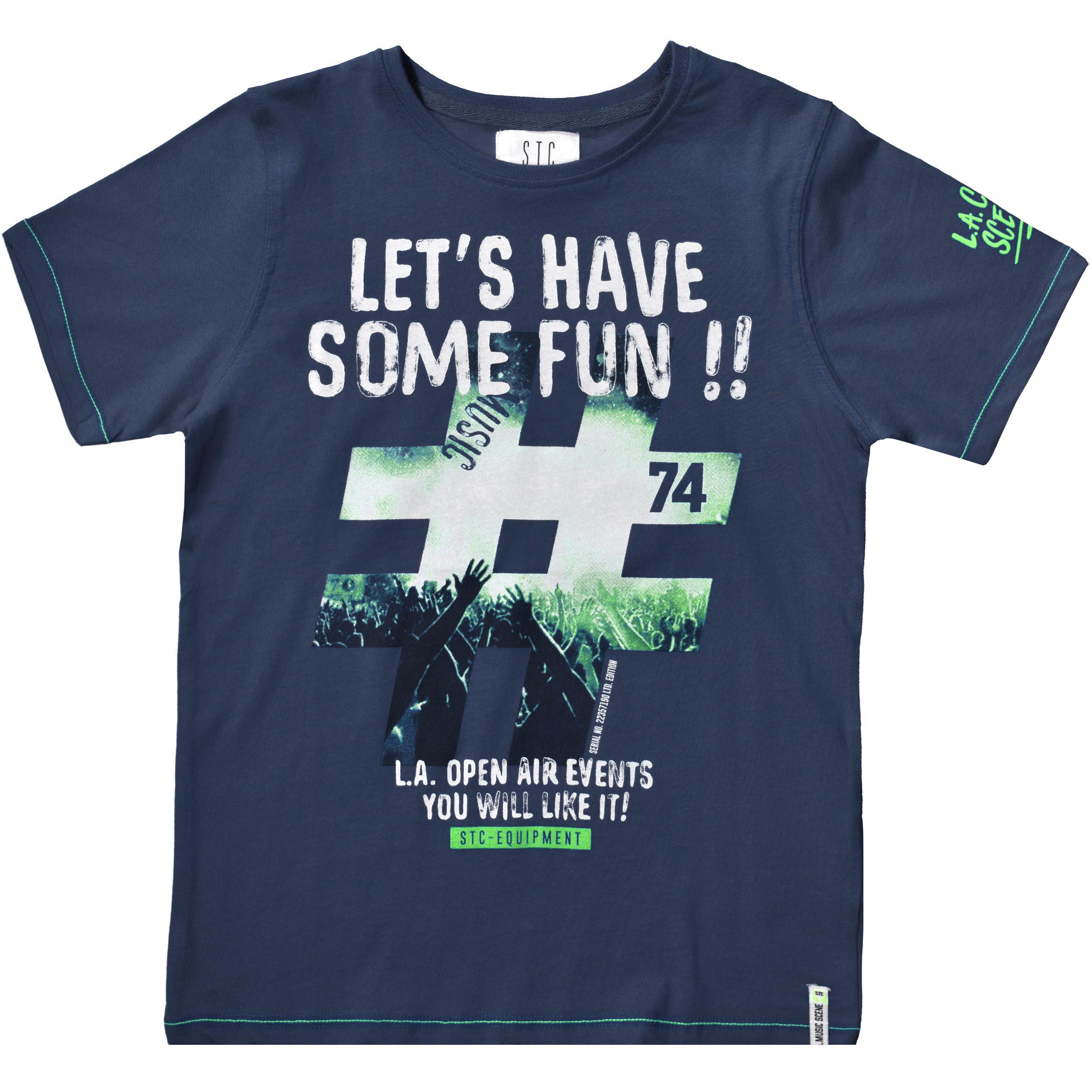 T shirt fun ocean blue for Ocean blue t shirt