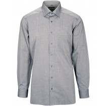 COMMANDER Businesshemd Modern Fit - Grey