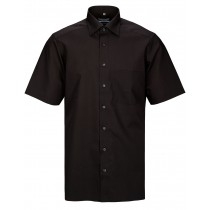 COMMANDER Cityhemd MODERN FIT - Black