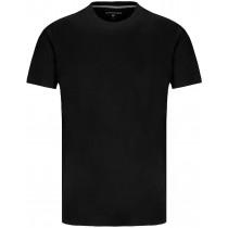 COMMANDER T-Shirt  - Black mit Rundhalsausschnitt