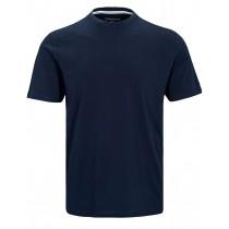 COMMANDER T-Shirt mit Rundhalsausschnitt - Navy