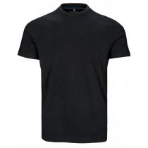 BASEFIELD Basic T-Shirt - Schwarz