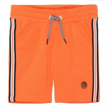 Sweatbermudas - Orange