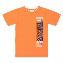 T-Shirt INSTINCT - Orange