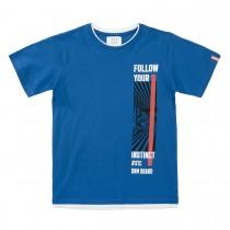 T-Shirt INSTINCT- Royal