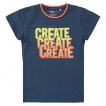 T-Shirt CREATE - Dark Ocean