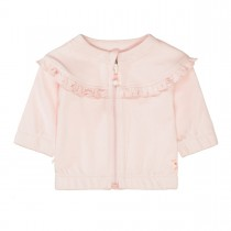 ORGANIC COTTON Jacke - Soft Rose