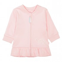 ORGANIC COTTON Jacke TURTLE - Rosa