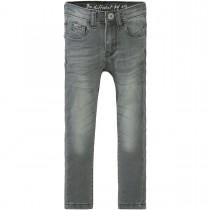Skinny Jeans Slim Fit - Mid Grey Denim