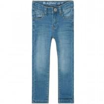 Skinny Jeans Regular Fit - Light Blue Denim