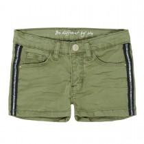 Shorts mit Zierstreifen - Leaf