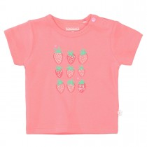 ORGANIC COTTON T-Shirt SWEETIE - Pink Lemonade