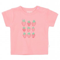 ORGANIC COTTON T-Shirt SWEETIE - Soft Blush