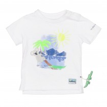 T-Shirt CHILL OUT - White