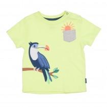 T-Shirt TUKAN - Neon Sun