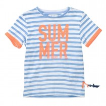 T-Shirt SUMMER - Soft Ocean