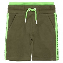 Sweat Bermudas STC - Dark Olive