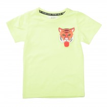 T-Shirt TIGER - Neon Sun