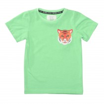 T-Shirt TIGER - Summergreen