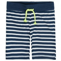 Bermudas STRIPES - Dark Tinte