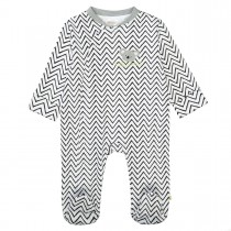 ORGANIC COTTON Pyjama KOALA - White