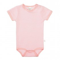 ORGANIC COTTON Body STRIPES - Soft Blush