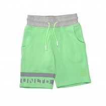 Sweat-Bermudas Reflective - Summergreen