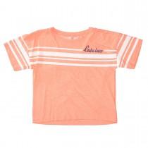 Boxy-T-Shirt CUBA LOVE - Neon Melon