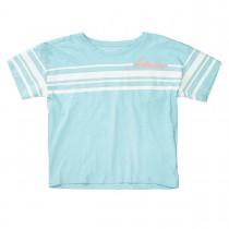 Boxy-T-Shirt CUBA LOVE - Pacific