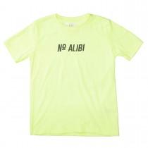 T-Shirt NO ALIBI - Neon Sun