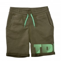 Sweat-Bermudas TRUE - Dark Olive