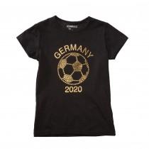 T-Shirt GERMANY - Black