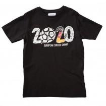 T-Shirt SOCCER CHAMP - Black