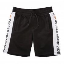Sweat-Bermudas SOCCER CHAMP - Black