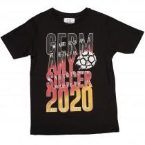 T-Shirt SOCCER - Black