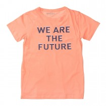 T-Shirt WE ARE THE FUTURE - Orange