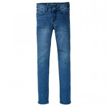 ORGANIC COTTON Skinny Jeans Slim Fit - Light Blue