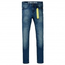 Skinny Jeans Slim Fit  - Blue Denim