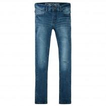 Skinny Jeans Regular Fit - Blue Denim
