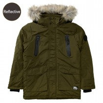 Parka NO LIMITS  - Olive