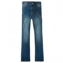 Bootcut- Jeans Regular Fit - Mid Blue Denim