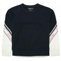 Sweatshirt GOOD VIBES  - Deep Tinte