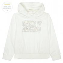 Kapuzen Sweatshirt AMAZING - Offwhite