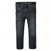 Skinny Jeans Slim Fit - Grey Denim