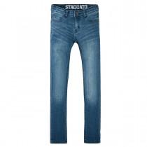 Skinny-Jeans Slim Fit - Blue Denim