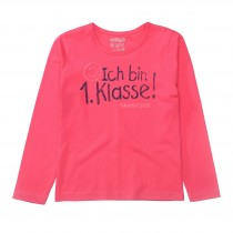 Langarmshirt 1.Klasse REGULAR FIT - Pink