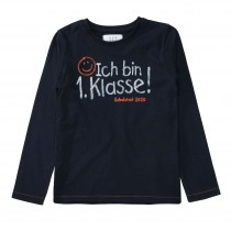 Langarmshirt 1.Klasse SLIM FIT - Midnight