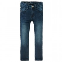 Skinny Jeans Slim Fit  - Mid Blue Denim