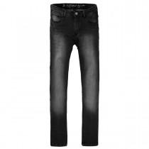 Skinny Superstretch Jeans Big Fit - Black Denim